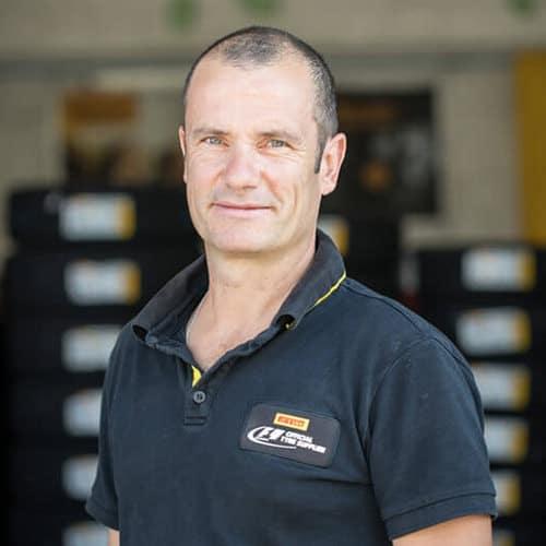 Claude-Alain Cornu - Cornu Pneus